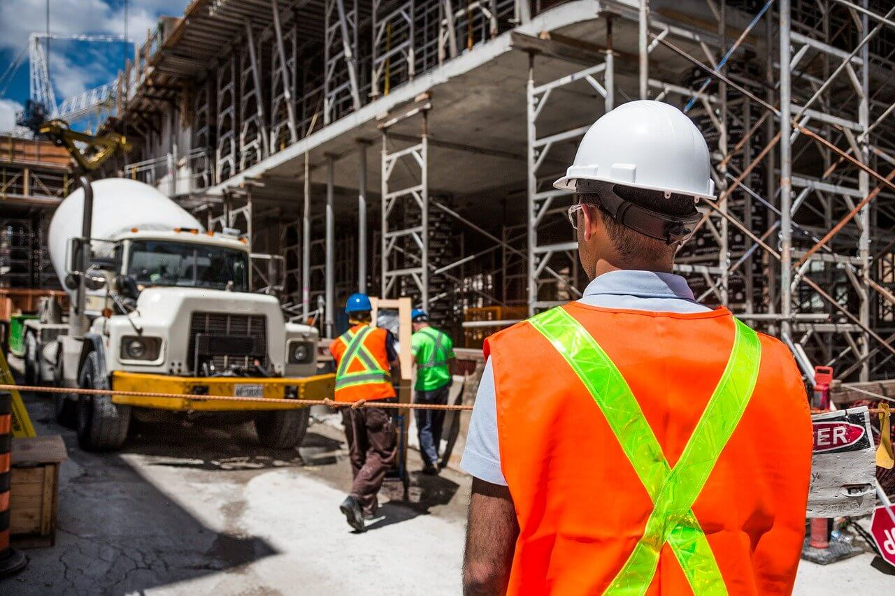 Importance of Security on Construction Sites?