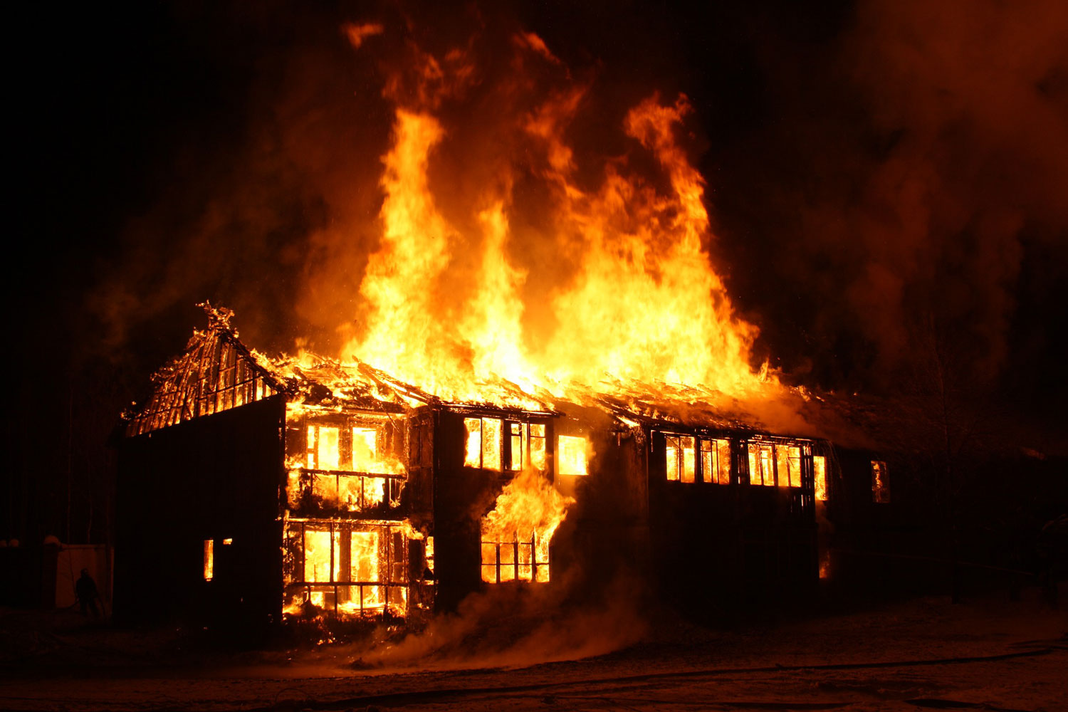 Why You Need Fire Watch Security Services?